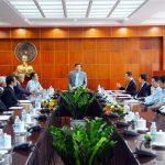 Thứ trưởng Bùi Văn Ga làm việc với Hiệp hội các trường đại học tư thục Nhật Bản