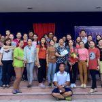 GIẢI THỂ THAO CÔNG ĐOÀN NĂM HỌC 2016 – 2017
