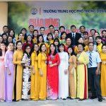 TRƯỜNG THPT LIÊN CHIỂU TỔ CHỨC CHÀO MỪNG NGÀY NHÀ GIÁO VIỆT NAM 20/11 NĂM HỌC 2020-2021